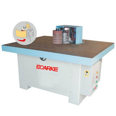 PC-B955 Curved Wood Slitting M/C