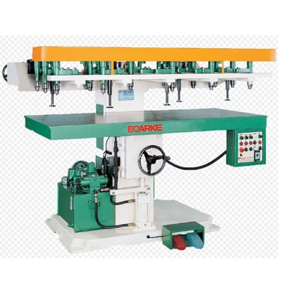 PC-D111 Multiple Spindle Vertical Wood Boring Machines
