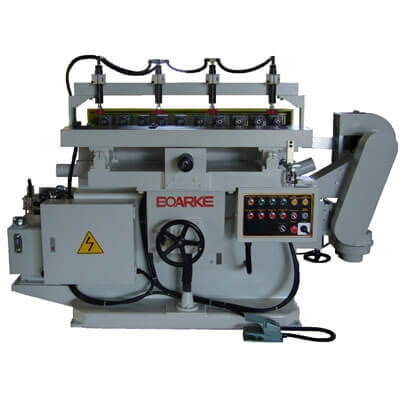 PC-F401 Mortising Machine