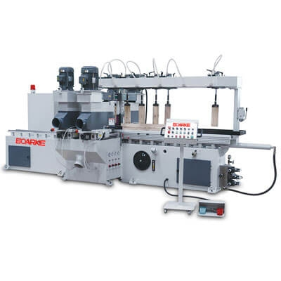 PC-H312 Auto Double Side Copy Shaping Machine