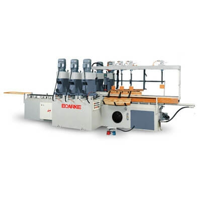PC-H313 Auto Double Side Copy Shaping Machine