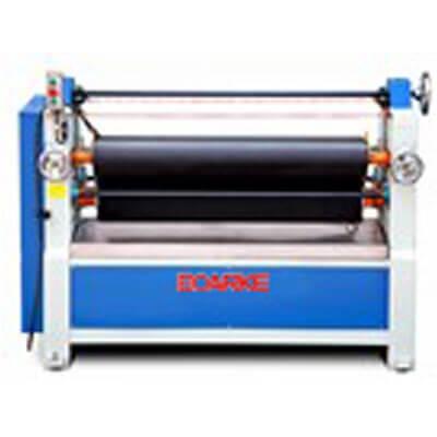PC-J611 Roller Coater Glue Spreader