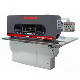 PC-J801 Longitudinal Veneer Splicer (integrated gluing system)